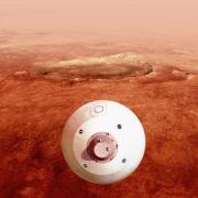 Obrázek: 7 minut hrůzy: NASA ukázala video s přistáním nového vozítka na Marsu