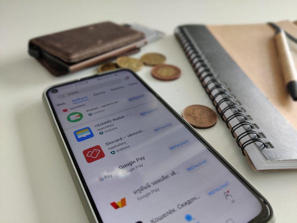 Obrázek: Jak se na zařízeních Huawei dostat ke všem aplikacím? S Petal Search
