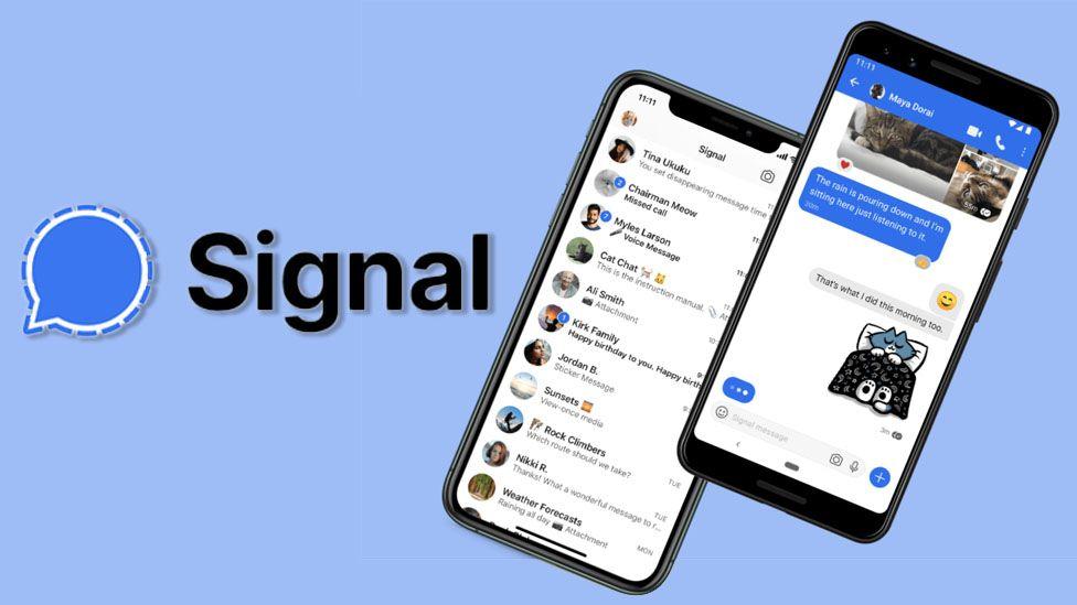 Obrázek: Aplikace Signal už není 100% bezpečná: Zabezpečenou komunikaci se povedlo prolomit