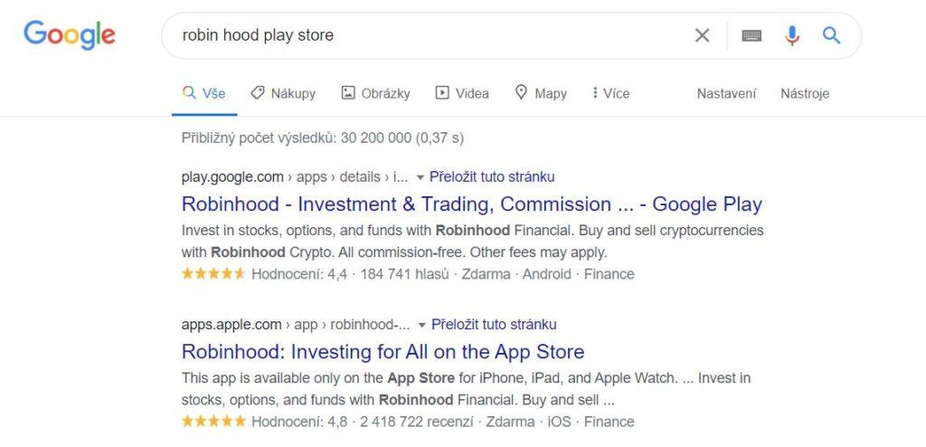 Obrázek: Nevídaný boj: Investoři v aplikaci Robinhood nafukovali ceny akcií, ta smazala jejich oblíbené tituly