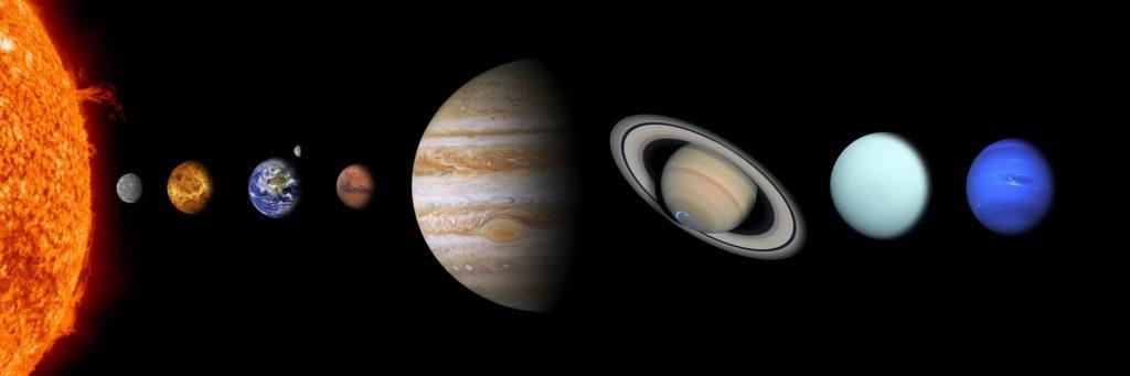 Obrázek: Jak vznikají planety? Jako první prý vznikl Jupiter