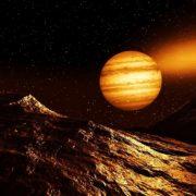 Obrázek: První měření izotopů vatmosféře exoplanety