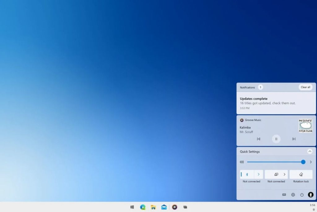 Obrázek: Co jsou záhadné Windows 10X? Microsoft vyzve Chrome OS od Googlu