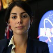 Obrázek: Do USA přišla bez peněz a uklízela záchody. Nyní Diana Trujillo řídí misi na Marsu
