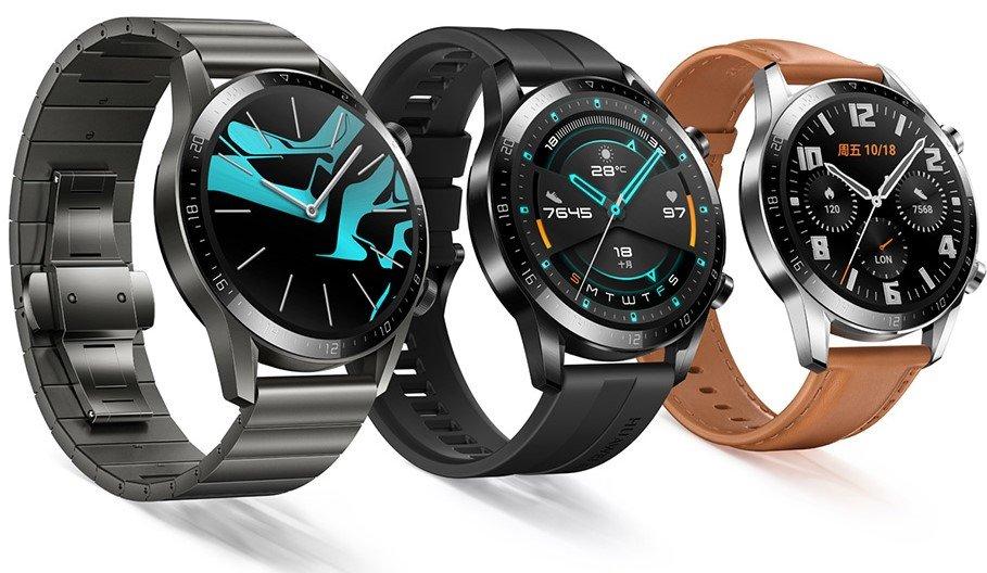 Obrázek: Prémiová sluchátka a chytré hodinky za vynikající cenu. Pořiďte si FreeBuds Pro a WATCH GT 2 sobří slevou