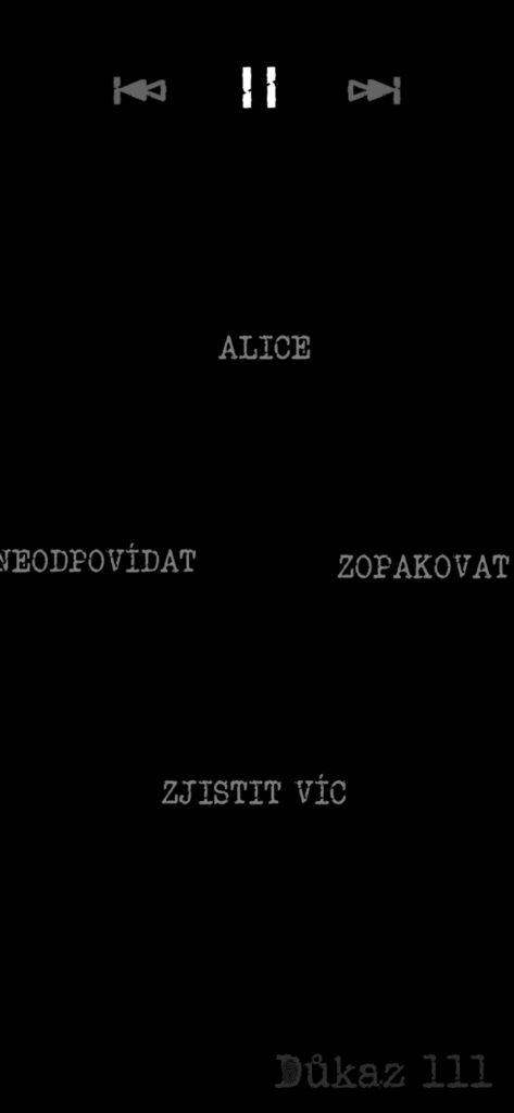 Obrázek: Hrajte ušima: Jaká je první česká mobilní audiohra Důkaz 111?