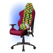 Obrázek: Lenovo vyrobilo herní židli se zabudovanou katanou