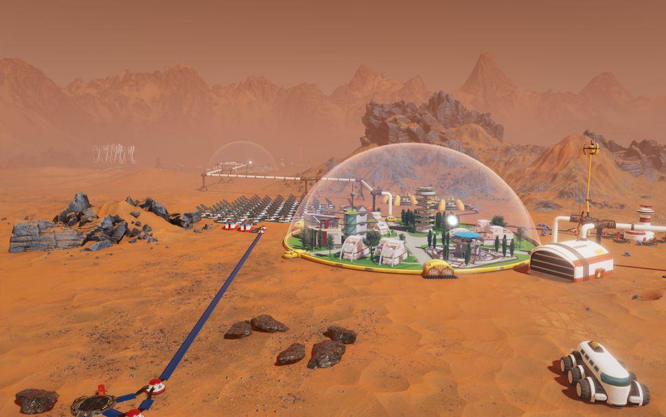 Kolonizační hra Surviving Mars je strategií, kterou ocení nejen fanoušci vesmíru. Foto: Paradox Interactive