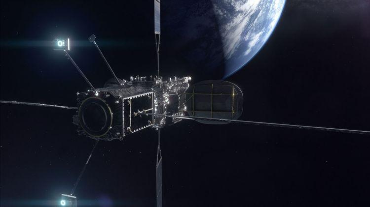 Obrázek: Oprava stárnoucích satelitů je nový byznys, první krok dělá Northrop Grumman