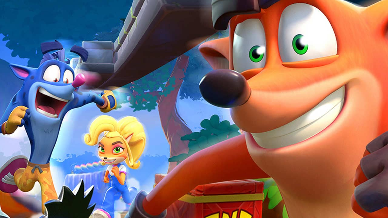 Obrázek: Z PlayStationu na Android: Legendární Crash Bandicoot je pro mobily zdarma