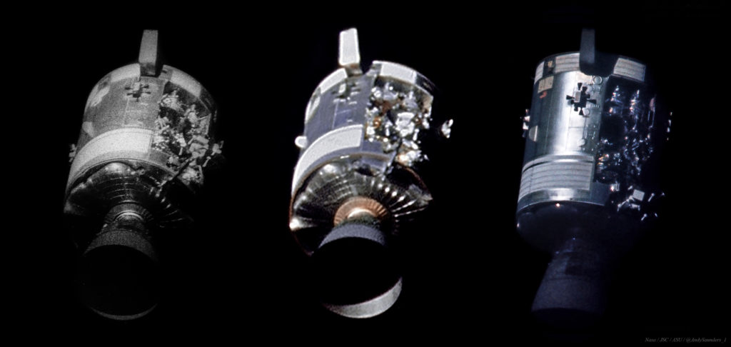 Obrázek: Houstone, máme problém! Vesmírné drama Apollo 13 očima astronautů