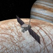 Obrázek: Průzkum ledových měsíců Jupitera: Skrývá se život v hlubinách mimozemského oceánu?