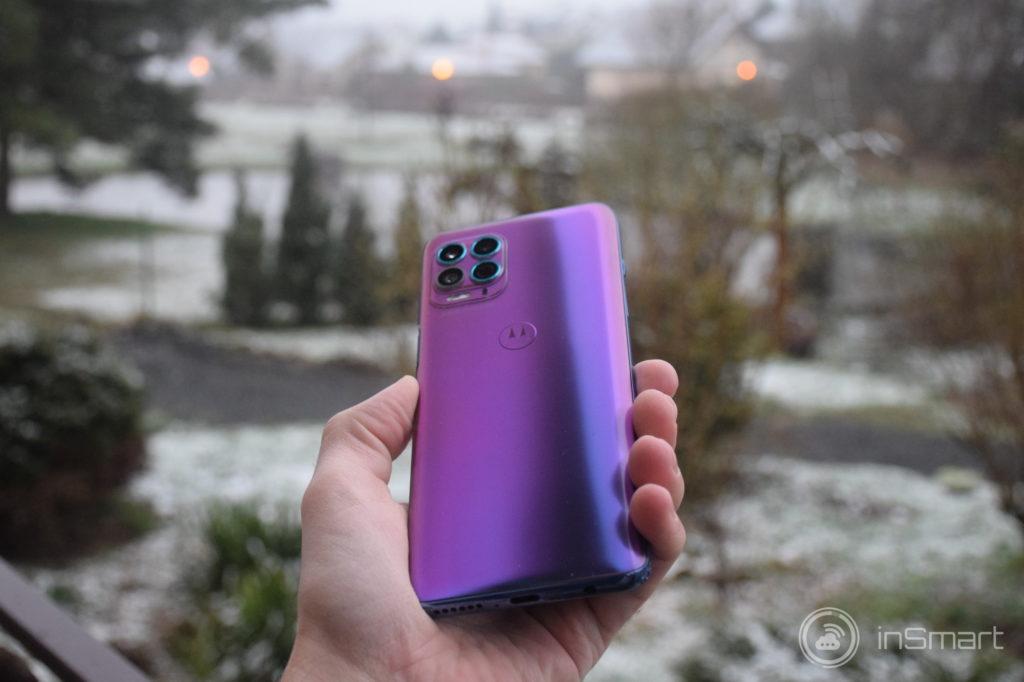 Obrázek: Motorola Moto G100: Vysoký výkon, netradiční makro a 5G