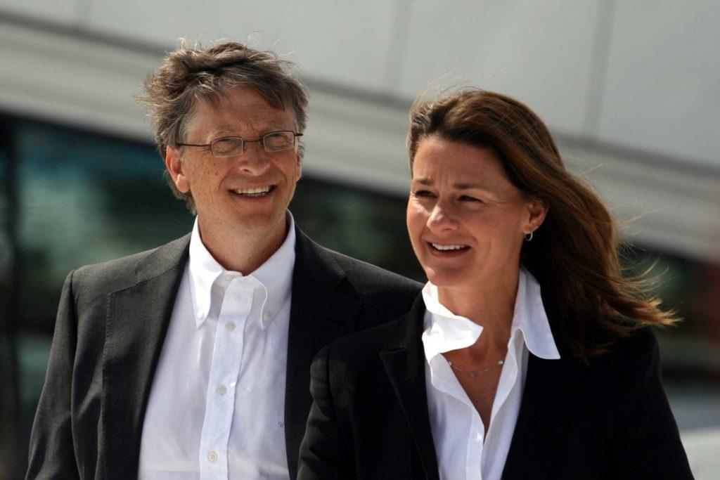 Obrázek: Rozvod, který může změnit svět: Bill a Melinda Gatesovi se rozvádí