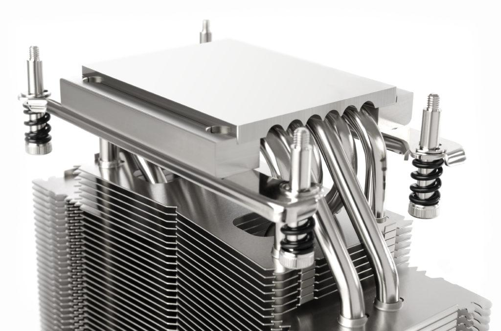 Obrázek: Je libo tichý počítač? Chladič bez ventilátoru uchladí i výkonná PC