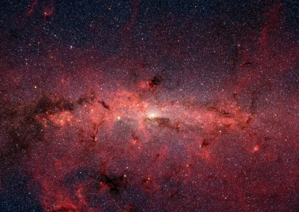 Obrázek: Kdy vznikla naše galaxie? Nový výzkum přibližuje historii Mléčné dráhy