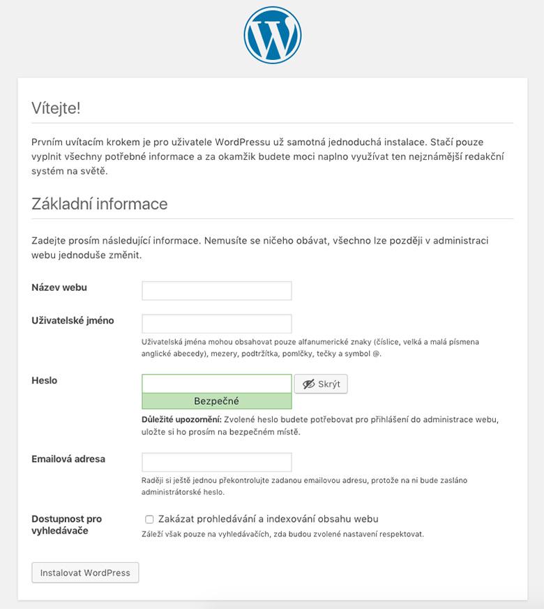 Obrázek: Vytvořte si vlastní web: Jak nainstalovat WordPress na hosting?
