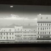 Obrázek: 38 projektorů, 100 let historie. Národní muzeum multimediálně