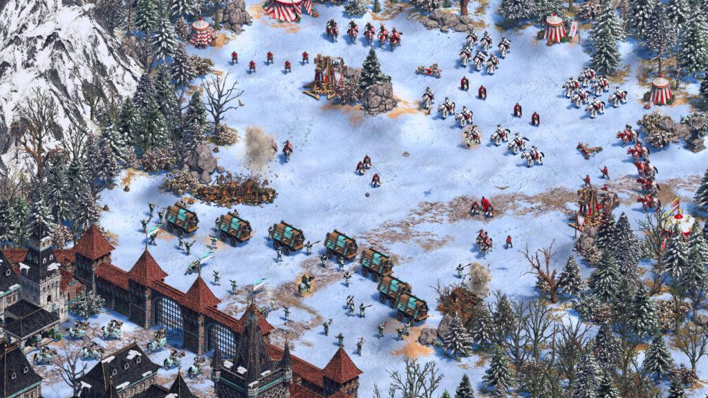 Obrázek: Češi v Age of Empires 2: Do legendární hry míří Jan Žižka a husité
