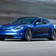 Obrázek: Elektromobil Tesla je také herní konzole: AMD přiznalo, že stojí za výkonnými čipy