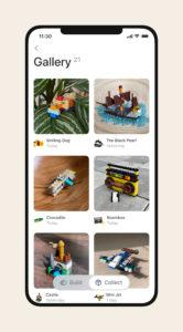 Obrázek: Co postavit z LEGO kostiček? Poradí geniální aplikace, stačí vyfotit vysypanou stavebnici