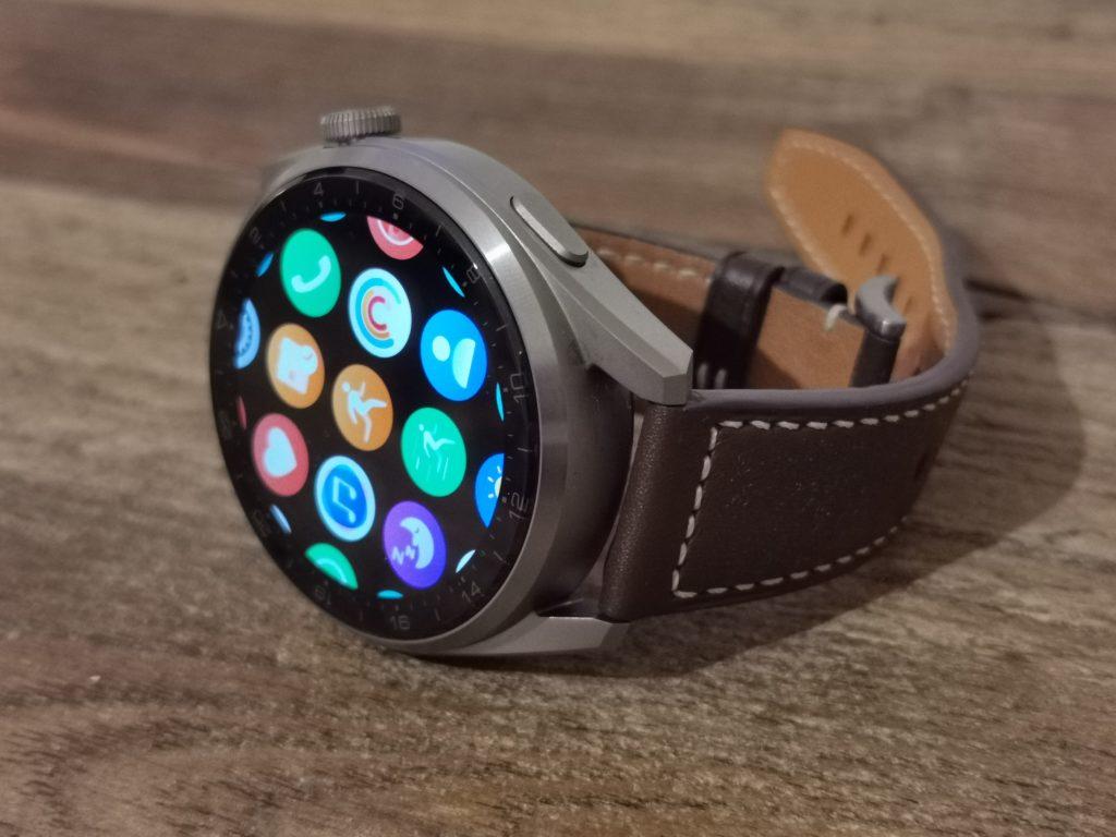 Obrázek: Recenze Huawei Watch 3 Pro: Luxusní chytré hodinky s eSIM a měřením teploty těla