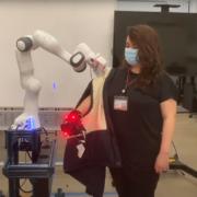 Obrázek: Asistenční robot pro hendikepované: Budoucnost je ještě daleko