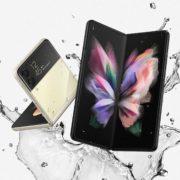Obrázek: Třetí generace ohýbacích telefonů je tu. Samsung Galaxy Z Flip 3 nadchne, Z Fold 3 už tolik ne