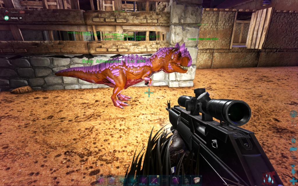 Obrázek: Pondělní hraní: Láska k dinosaurům v ARK: Survival Evolved