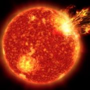 Obrázek: Mladá sluneční soustava: Blízká hvězda podobná Slunci může pomoci pochopit vznik života na Zemi