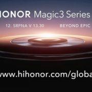 Obrázek: Sledujte představení nové prémiové řady telefonů HONOR Magic3 Series!