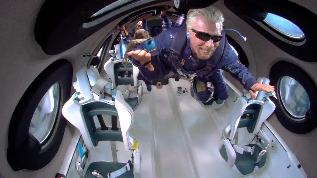 Obrázek: Chcete letět do vesmíru? Není problém, připravte si 10 milionů Kč