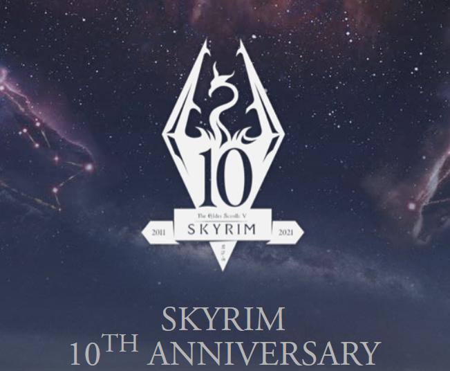 Obrázek: Nová verze Skyrimu 10 let od vydání: Bethesda vydá Anniversary Edition
