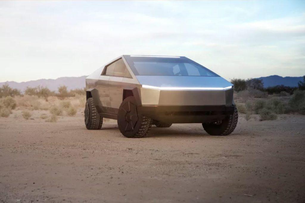 Obrázek: Tesla v tichosti posunula výrobu elektrického pick-upu Cybertruck na rok 2022