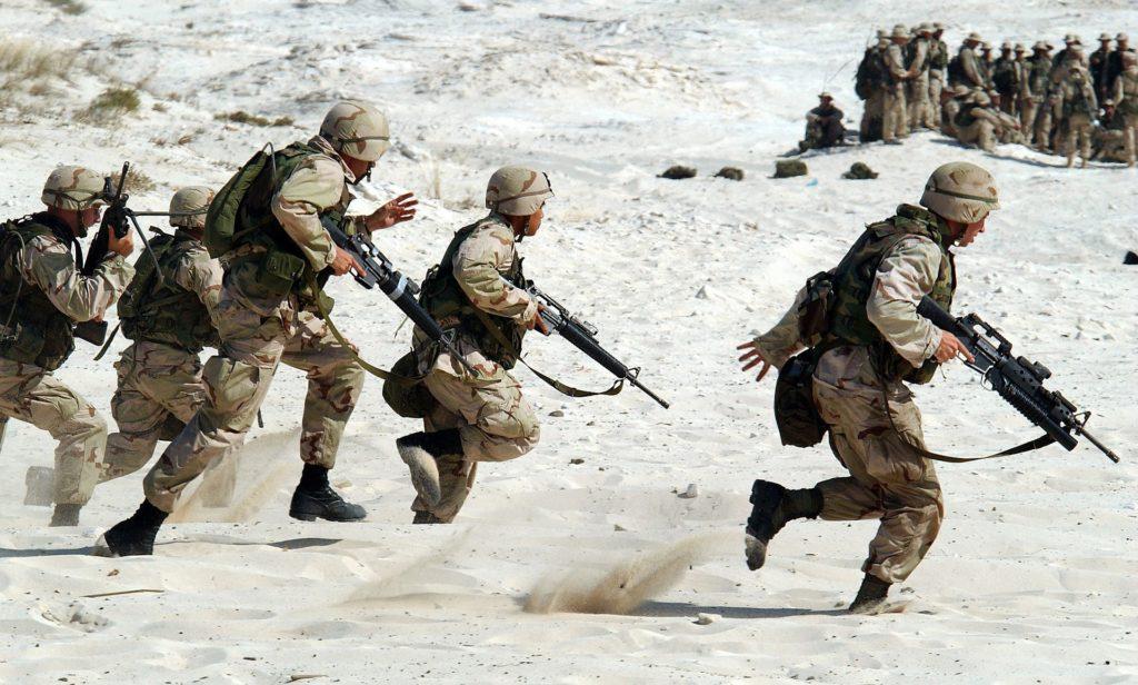 Obrázek: Pentagon bude předvídat události několik dní dopředu. Díky umělé inteligenci