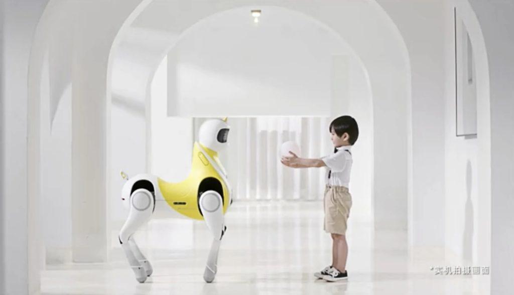Obrázek: Čínský startup chce vyrábět elektrické jednorožce pro děti