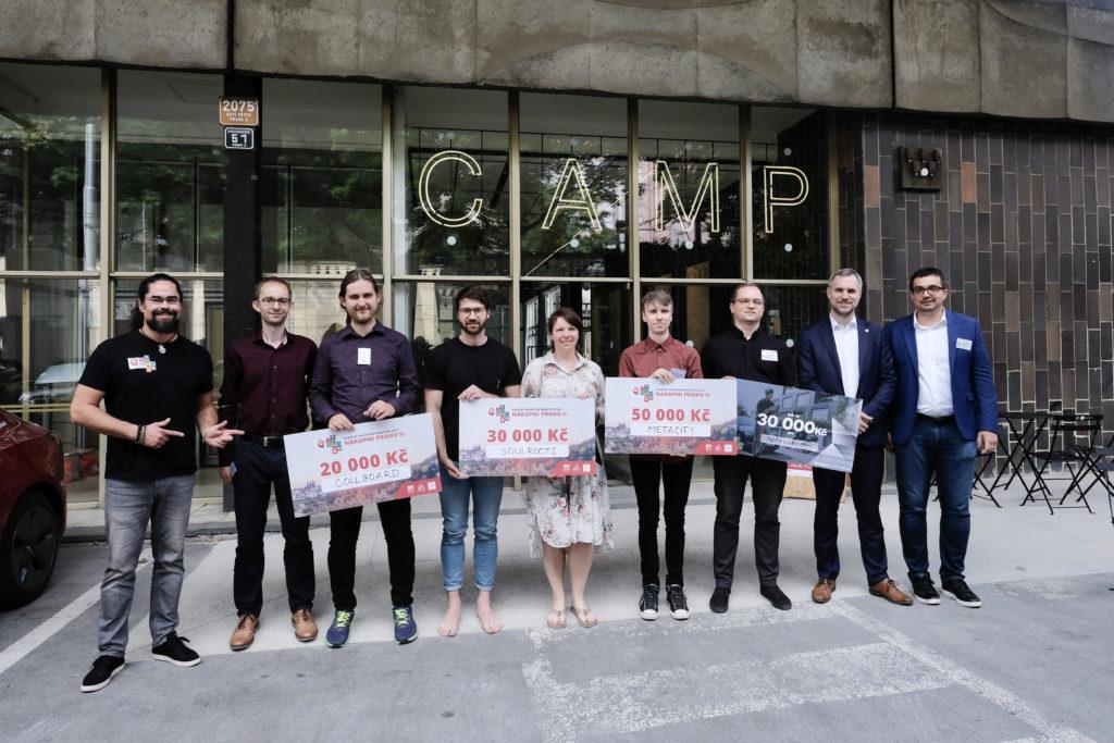 Obrázek: Technologická Praha má být chytřejší a dostupnější pro všechny