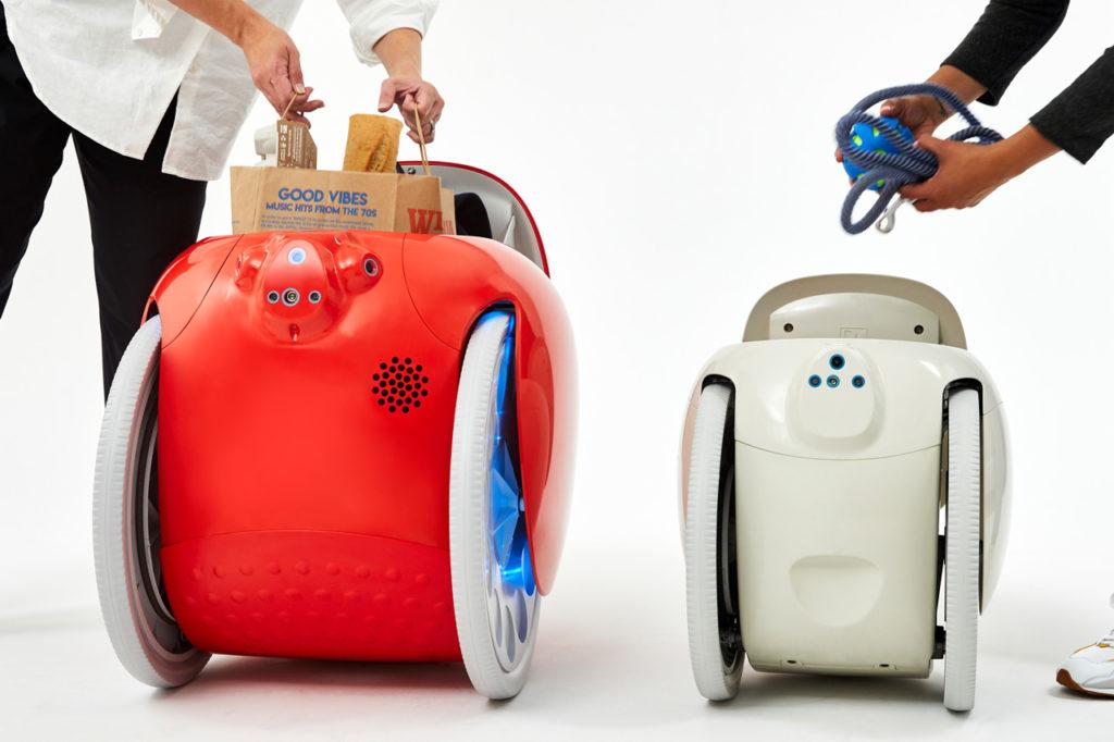 Obrázek: Robotický batoh: Zábavné, ale je to praktické?