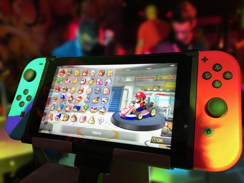 Obrázek: Nový update pro Nintendo Switch konečně podpoří zvuková zařízení Bluetooth