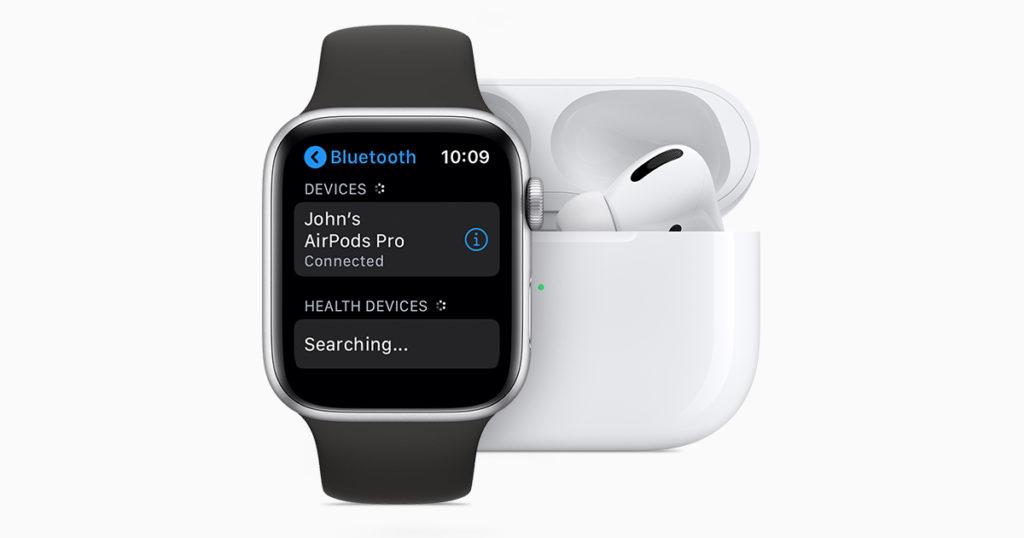Obrázek: Sluchátka jako zdravotní zařízení? Apple AirPods mohou měřit teplotu a nahradí naslouchátko