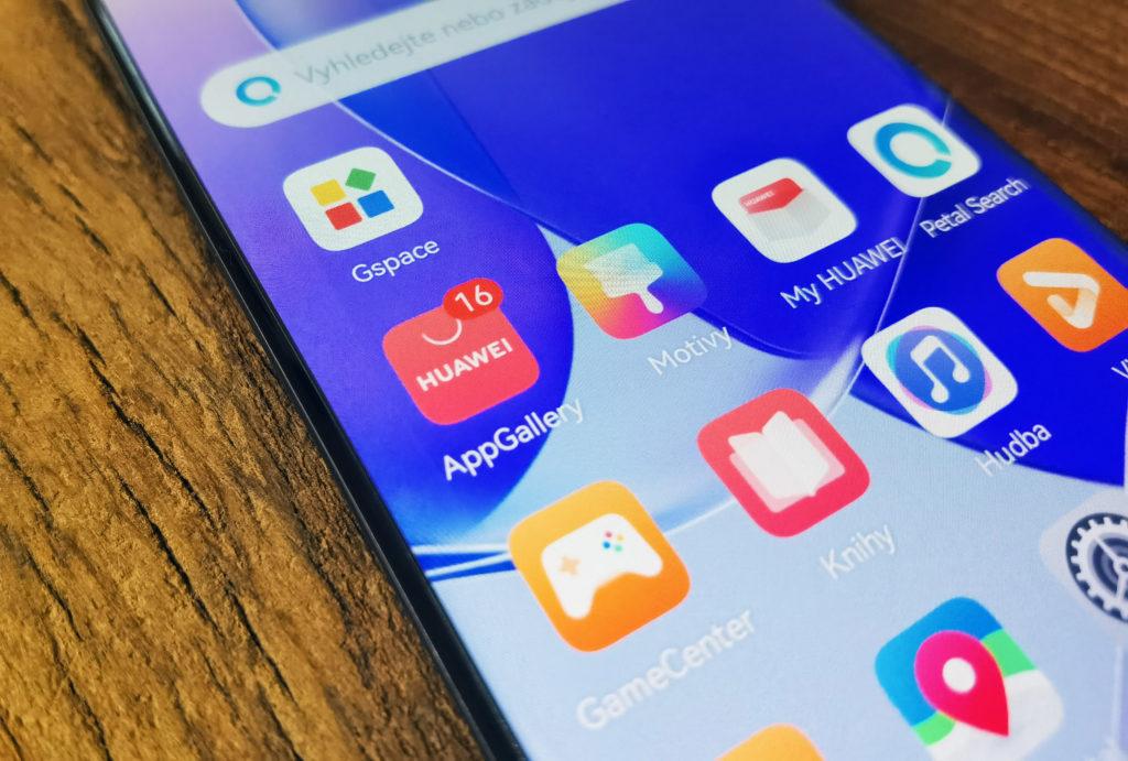 Obrázek: Jak snadno stáhnout aplikace do mobilu Huawei? Je to čím dál jednodušší