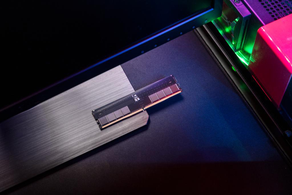 Obrázek: DDR5 již brzy ve vašem PC: Kingston má jako první certifikaci od Intelu