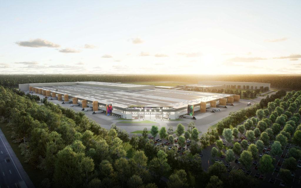 Obrázek: Tesla: Berlínská Gigafactory může začít vyrábět evropský Model Y už v listopadu